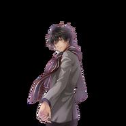 (Yuki daruma no omoide) Akira Mitsurugi SR Transparent