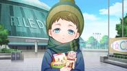 (Dokeshi no rondo) Kaoru Aoi Affection Story 1