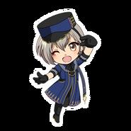 (3rd Anniversary Scout) Mio Yamanobe SD Pose