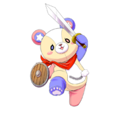 RR EXP Kuma Transparent
