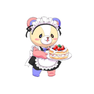 SR Skill Kuma Transparent