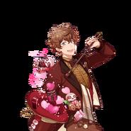 (Valentine's Day 2018 Scout) Futami Akabane GR Transparent
