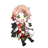 (New Year 2018 Scout) Kanata Minato SD Jump