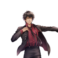 (Dark Fairy Tales Scout) Akira Mitsurugi LE Transparent