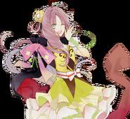 Kokoro Hanabusa RR Transparent