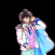 (Aquarium Scout) Akira Mitsurugi UR Transparent