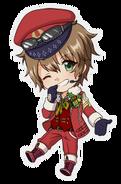 (X'mas 2016 Scout) Futami Akabane SD Kiss