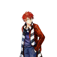 (Second Batch) Tatsumi Madarao SR Transparent