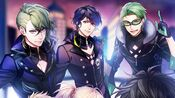 (Shuffle Unit Mini Album) Akira Mitsurugi GR 2