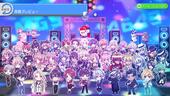 Background Dance Floor
