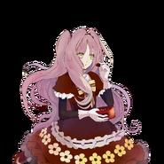 (Valentine's Day Scout) Kokoro Hanabusa GR Transparent