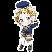 (3rd Anniversary Scout) Seiya Aido SD Pose