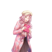 (White Day 2018 Scout) Kokoro Hanabusa LE Transparent
