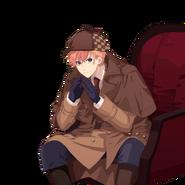 (Detective Scout) Leon GR Transparent