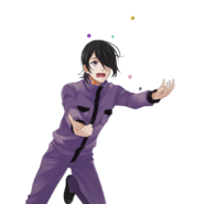(Second Batch) Akio Tobikura R Transparent