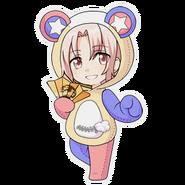 (Kumakocho Costume) Toya Honoki SD Pose