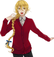 (Art Appreciation Scout) Hikaru Orihara LE Transparent