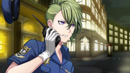(Phantom Thief vs Police Scout) Takamichi Sanzenin UR 1