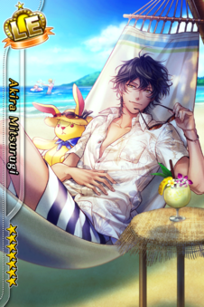 (Vacation Scout) Akira Mitsurugi LE