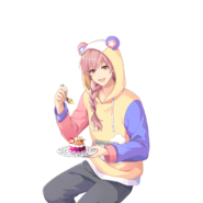 (1st Birthday Scout) Li Chaoyang GR Transparent