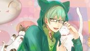 (Animal Teahouse Scout) Shiki Amabe LE 1