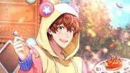 (1st Birthday Scout) Futami Akabane GR 1