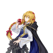 (Dark Fairy Tales Scout) Hikaru Orihara UR Transparent