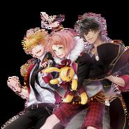 (FanxFunxGift) Kanata Minato GR Transparent