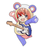 (Kumakocho Costume) Leon SD Jump