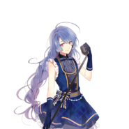 (Second Batch) Runa Kagurazaka UR Transparent