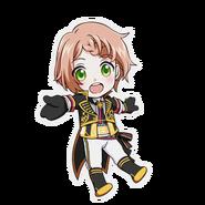 (2nd Anniversary Scout) Kanata Minato SD Jump