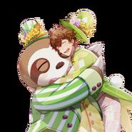(Namakemono LoveSlowly) Futami Akabane GR Transparent