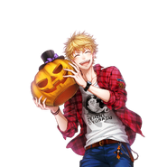 (Halloween 2017 Scout) Seiya Aido LE Transparent