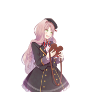 (A3! Collaboration) Kokoro Hanabusa LE Transparent