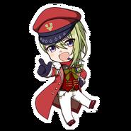 (X'mas 2018 Scout) Takamichi Sanzenin SD Jump