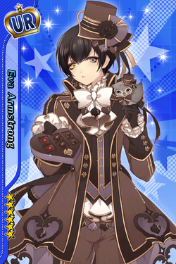 (Valentine's Day Scout) Eva Armstrong UR