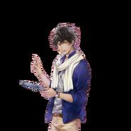 (Astronomical Observation Scout) Akira Mitsurugi SR Transparent