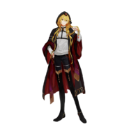 (Warlock Scout) Hikaru Orihara Fullbody