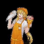 (Part-time Job Scout) Hikaru Orihara SR Transparent
