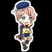 (3rd Anniversary Scout) Kanata Minato SD Pose