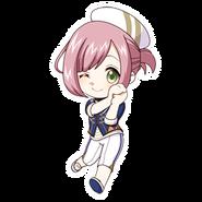 (3rd Anniversary Scout) Kokoro Hanabusa SD Jump