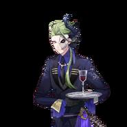 (Gothic Scout) Takamichi Sanzenin UR Transparent