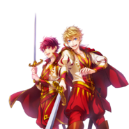 (A3! Collaboration) Seiya Aido GR Transparent
