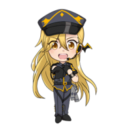 (Halloween 2017 Scout) Hikaru Orihara SD Pose