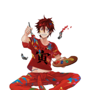 (Second Batch) Torahiko Kusakabe R Transparent