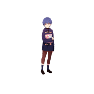 (3rd Anniversary Scout) Lucas LE Fullbody