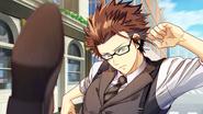 (Agent Scout) Tsubaki Rindo UR 4