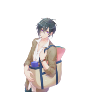 (Flower Viewing 2017 Scout) Kuro Yakaku LE Transparent