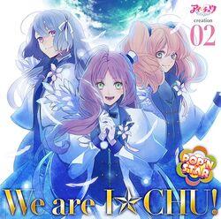 I-CHU creation 02 POP'N STAR