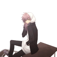 (BAD BOY! BAD DAY! Scout) Li Chaoyang LE Transparent